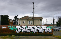 Naka (funkandjazz) Tags: california graffiti eastbay lords naka