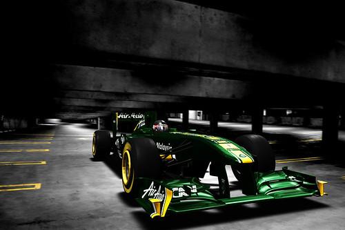 Team Lotus - T128