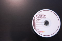 CD disk (Official Classic) Tags: studio disco design 3d hungary budapest retro postproduction hifi branding gyr officialclassic