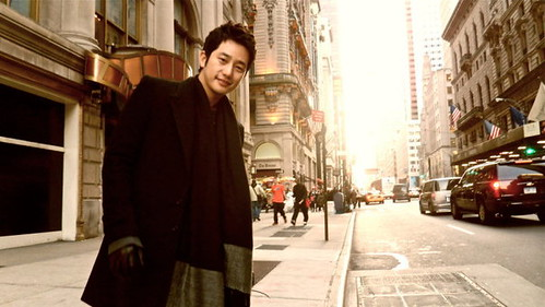 Park Shi Hoo Photos in New York