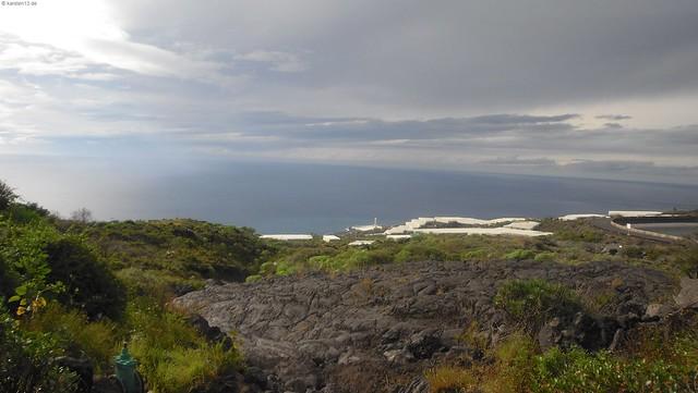 Abfahrt nach Puerto Naos