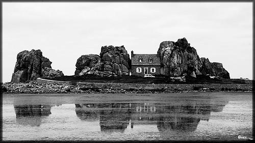 Casa adosada en la Bretaña by ines benedico