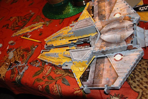 Lukes starfighter Star wars