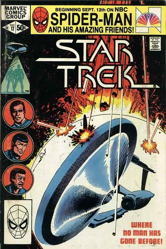 Startrek Tos (Marvel 80) 17-00