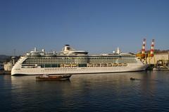 Brilliance of the Seas in Muscat (neiljennings51) Tags: royal caribbean oman muscat seas brilliance brillianceoftheseas