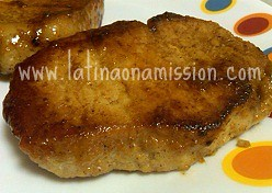 Maple Mustard Pork Chop_2011a