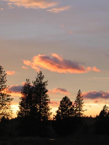 Amber Lake Sunset 12