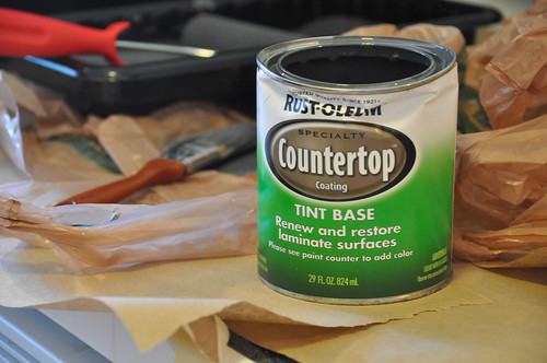 Rustoleum Countertop Paint Smell : ... , FOOD, RECIEPS, ALL: Shore files: Painted Countertops? Check