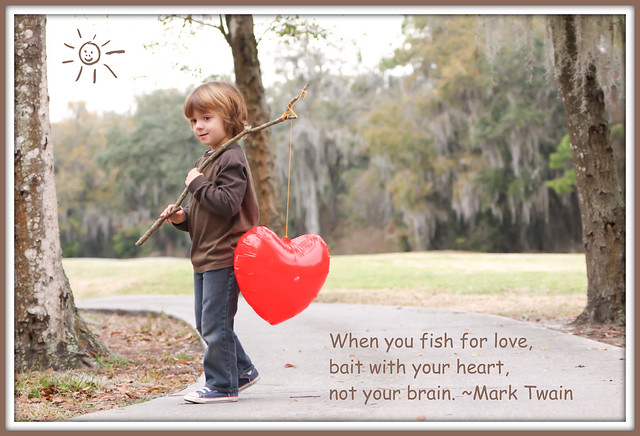 Fishing for Love_Heart as Bait