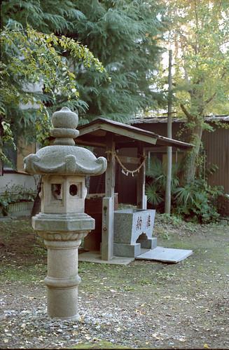胡録神社(妙典河原)