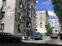 Beautiful Albania - Vacation Destination! (Joseph A Ferris III) Tags: communist ugly balkans albania slum tirana