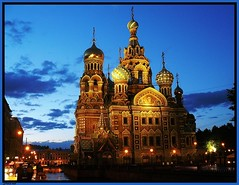 The church of our Savior on the Spilled Blood ---- the blue hour about 23.00 PM (jackfre2 (on a trip-voyage-reis-reise)) Tags: blue trees sky people building clouds gold canal colours russia bluesky bluehour saintpetersburg domes lampposts 11pm frescoes russianstyle churchofoursavioronthespilledblood gildeddomes emperoralexanderii bestcapturesaoi tripleniceshot elitegalleryaoi mygearandme mygearandmepremium mygearandmebronze mygearandmesilver mygearandmegold mygearandmeplatinum mygearandmediamond dblringexcellence tplringexcellence flickrstruereflection1 flickrstruereflection2