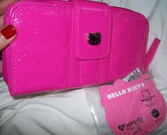 Loungefly hello kitty purse