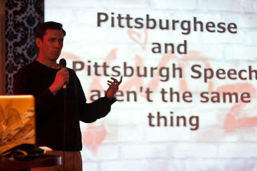 Scott Kiesling on Pittsburghese