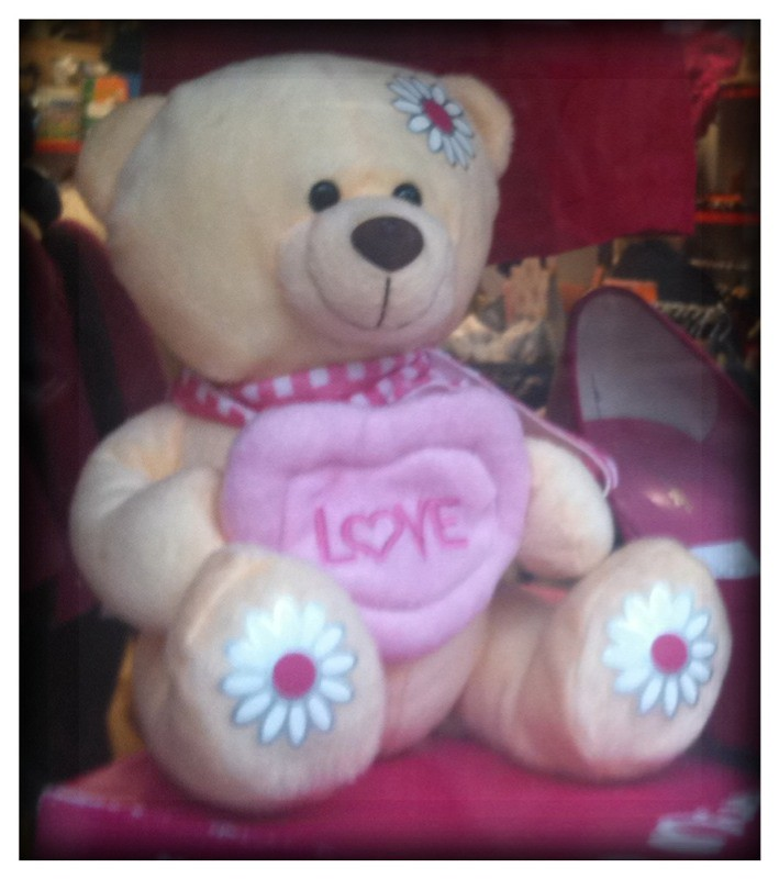 valentine teddy bear valentiens day