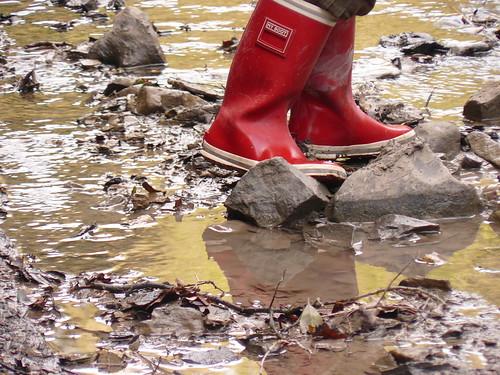 my boot
