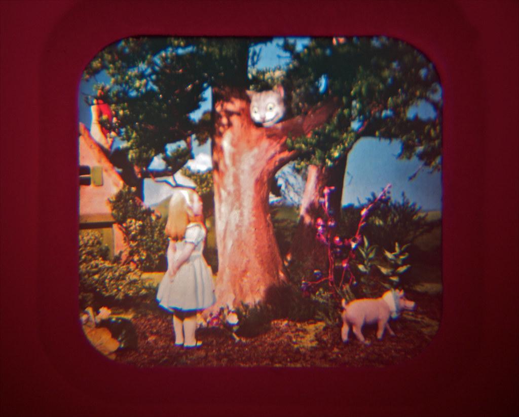 Alice in Wonderland  4/7