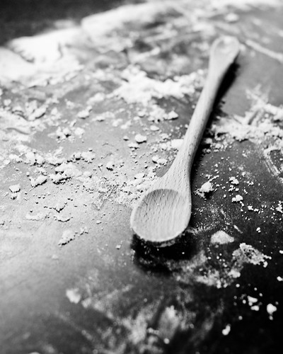 Floured Spoon
