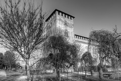 Castello Visconteo Pavia HDR (Omar Lanzetti Photography) Tags: hdr pavia canoneos7d hdraward tokina1116
