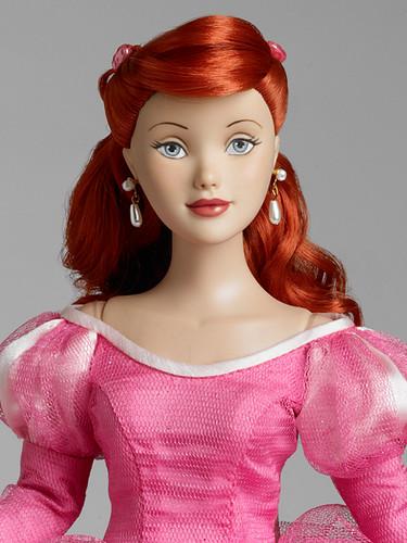 Tonner Ariel Doll Detail