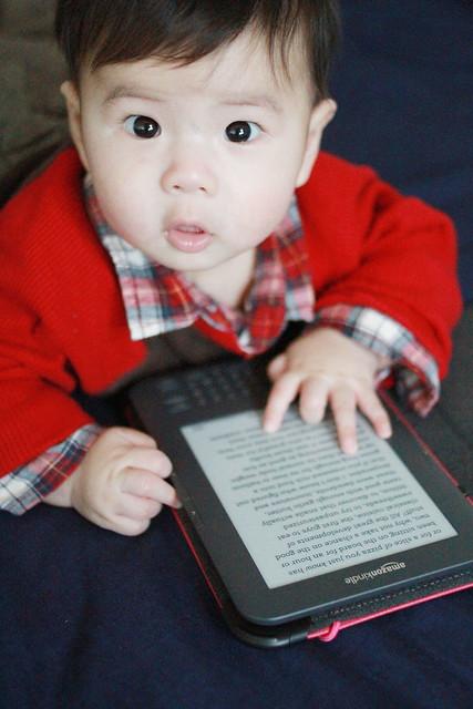 Baby & Kindle