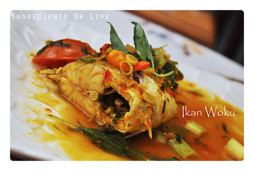 Ikan Woku