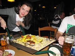 Немного еды (Shkapova) Tags: vienna wien meal supper centimeter siebensterngasse вена