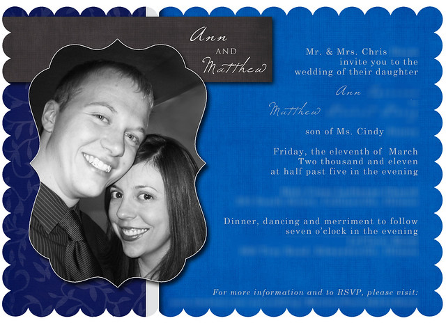 Invite sample