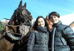 Shizuka Arakawa & Stephane Lambiel in Davos