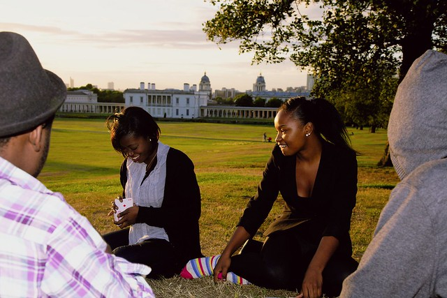 Friends at Greenwich Park 4