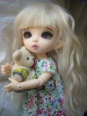 Luna (fergo1986) Tags: doll luna bjd fairyland pukifee