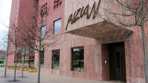 Restaurante Aizian - Hotel Meliá Bilbao