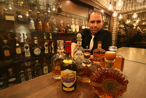Mas Malo: Fred Warner Inside the Tequila Vault