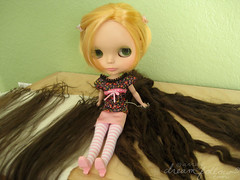 chloe's hair