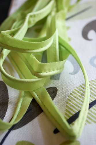 Lime piping