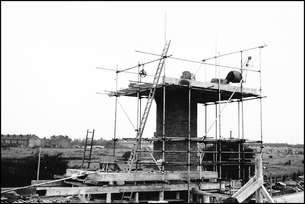 Chelmsford, Marconi Waterhouse Lane canteen 1964