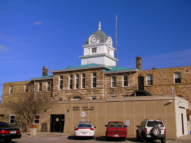 Fentress County Jail and Courthouse