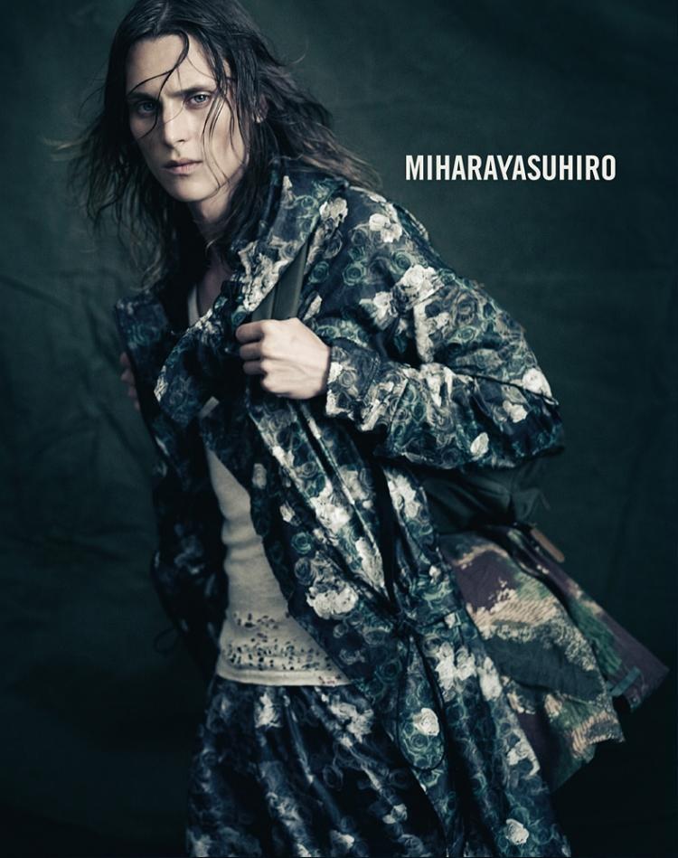 Tomek Szczukiecki0122_MIHARAYASUHIRO SS11(Homme Model)