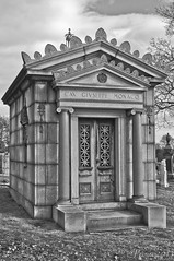 Masonic Masoleum-Greenwood Cemetery, Bklyn NY (Primo Iglesias) Tags: pictures nyc newyorkcity travel urban art love cemetery brooklyn for greenwood gothamist coney curbed gawker 500px nyphotography brooklynsummerusaneptuneperformers