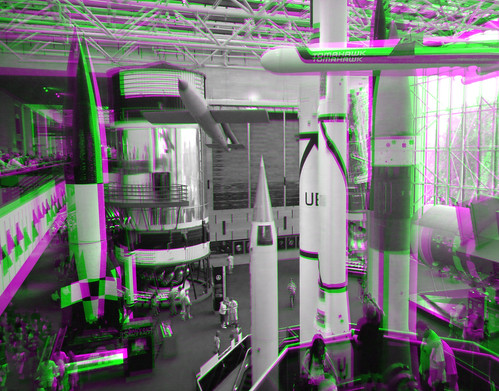 Air and Space MG Anaglyph Fake