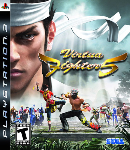 Virtua Fighter 5 (PS3) GAMES