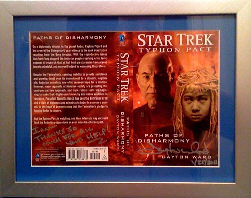 "TNG: ""Paths of Disharmony"" cover slick"