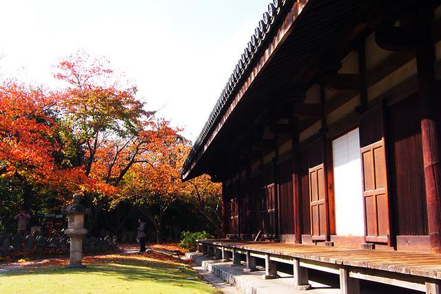 20101116_133734_元興寺_禅室(国宝)