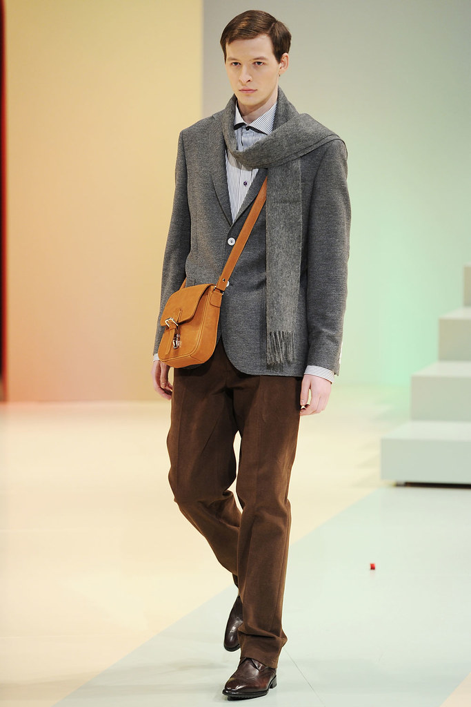 Albert Kraup3122_FW11_Copanhagen_CIFF Press Show (Official)