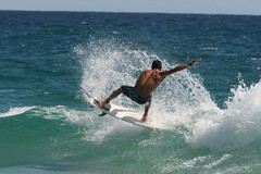 (tvidins) Tags: ocean beach coast surf waves expression queensland goldcoast snapperrocks quiksilverpro2011
