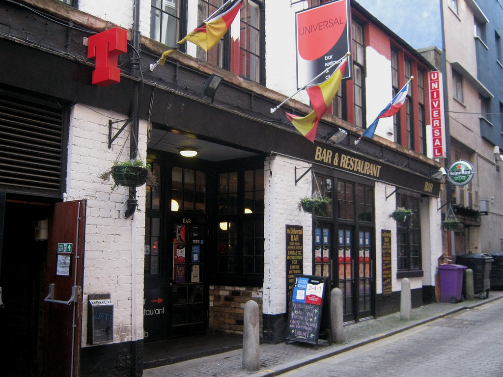 Glasgow Music Venues: Celtic Connections 12 - The Universal