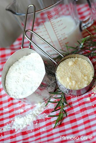 rosemary parmesan
