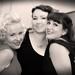 Trudi, Kelly and I