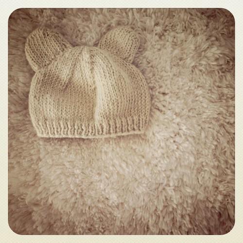 baby bear hat