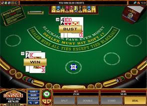 Blackjack 1010